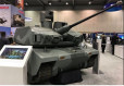At AUSA BAE Systems come back with its project of Armed Robotic Combat Vehicle 640 001