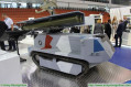 Belarus defence industry is developing the Bogomol unmanned self-propelled anti-tank guided missile (SPATGM) ground system. Its demonstrator was unveiled at the MILEX 2017 exhibition in Minsk.