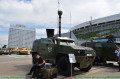 At the 8th International Exhibition of Arms and Military Machinery, MILEX 2017, which was held in Minsk (Belarus) from the 20 to 22 May 2017, Belarusian Company TsNip in collaboration with Volat presents an anti-tank missile launcher vehicle based on the Volat 4x4 armoured vehicle MZKT-490100.