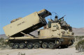 M270A1 MLRS Multiple Launch Rocket System US United States American Army military equipment 640 001