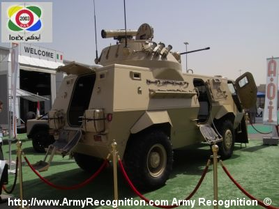 Egyptian Armed Forces Photos and Videos Fahd_Wheeled_Armoured_Vehicle_Egypt_13